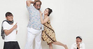 RPH dan Dianna Dee Phoner Radio Genjot Single Asik Sama Om Om