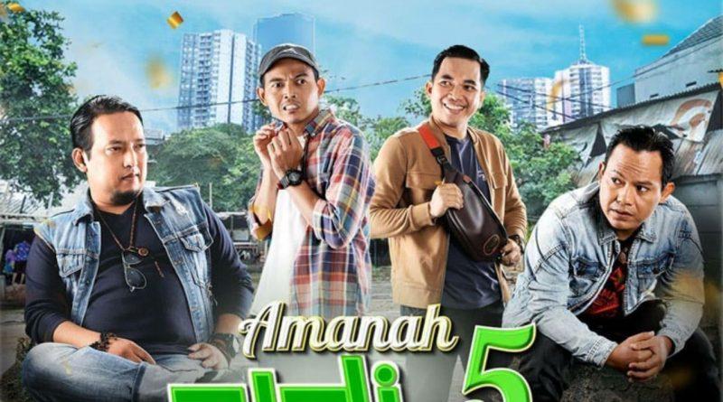 Fantastis! 'Amanah Wali 5' Pecah Rekor Audience Share Televisi Indonesia