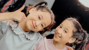Keiko & Kioko Mengaku Kangen Jalan Jalan ke Mal