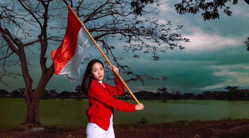 Keyne Stars Foto Session Spesial Untuk Hari Kemerdekaan RI