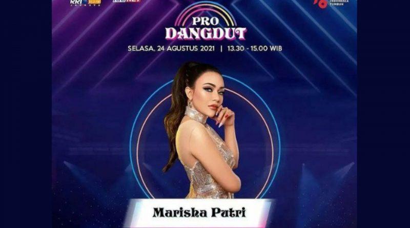 """Marisha Putri Genjot """"Jangan Keluar Dulu"""" di ProDangdut"""