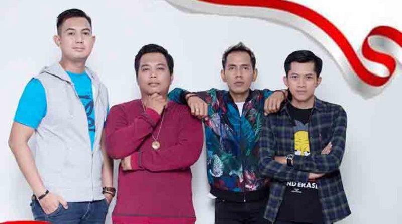 Merpati Band Luncurkan Video Lagu Hari Merdeka Virtual