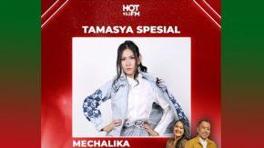 Jam 8 Nanti Malam, Mechalika Kembali 'Hot' Sapa Pendengar Hot FM Jakarta