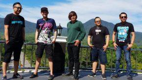 Makhluk Angkasa Desak Angkasa Band Rilis Single Terbaru