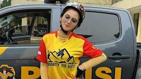 Rajin Olahraga, Dianna Dee Starlight Dukung PON XX Papua