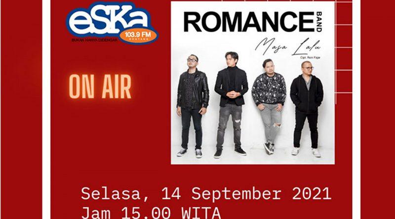 "Romance Band Menyebar Racun ke Telinga Pendengar Phoner Radio Lewat ""Masa Lalu"""