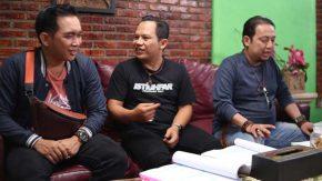 Apoy dan Faank Adu Akting dengan Kyai Pimpinan Ponpes La Tanza